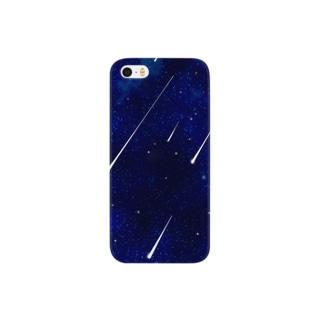 流れ星 Smartphone cases