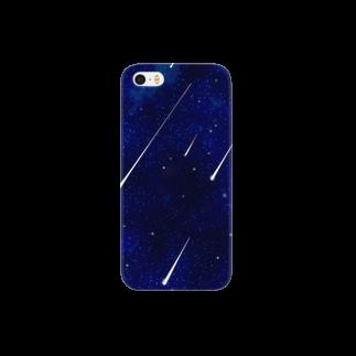オルカの流れ星 Smartphone cases