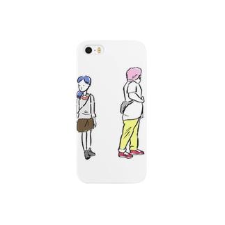 2014.10.17 すれ違う人々 Smartphone cases