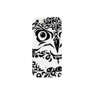 森の哲学者 Smartphone cases