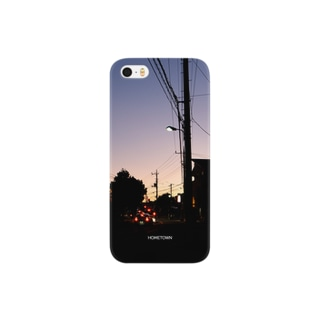 10/17 夕方北口 HOMETOWN Smartphone cases