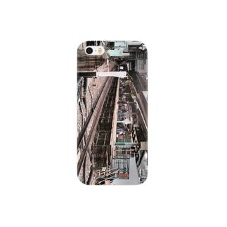 下北沢駅2013 Smartphone cases