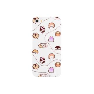 はむけつ!~欲張りver.~ Smartphone cases