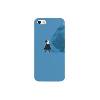 チャモロの疾走ケース Smartphone cases