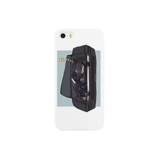 MONTAGENE猫 Smartphone cases