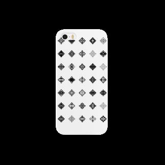 五目紙物店「寅屋」のkado the 108 Z first impact 002 Smartphone cases