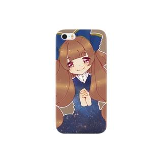 星のおんなのこ Smartphone cases