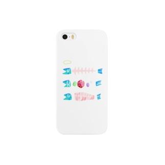 おさかな天国 Smartphone cases