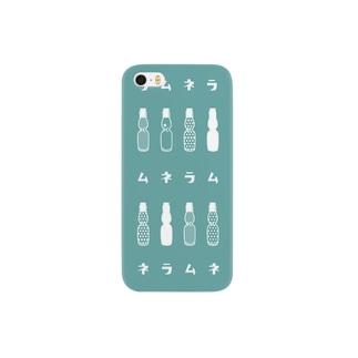 ラムネ Smartphone cases