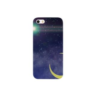 Cosmic Light Smartphone cases