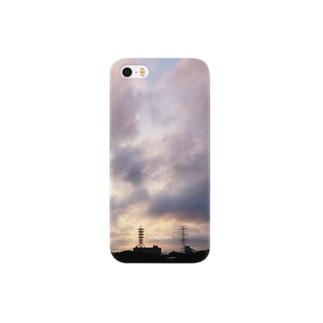 10/21 雲はやい HOMETOWN Smartphone cases