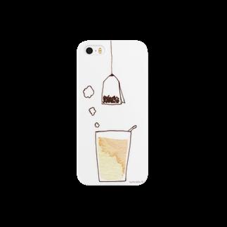 舘坂 Ruiのアフタヌーンティー Smartphone cases