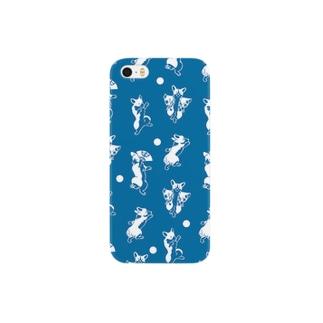 コーギー音頭 Smartphone cases