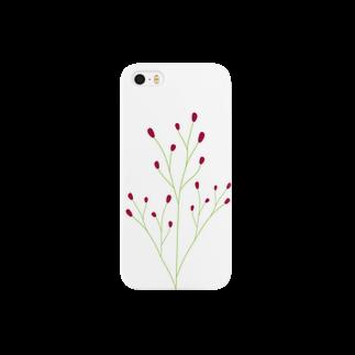 lodgevista_kinariの吾木香 Smartphone cases