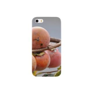 秋の味覚 Smartphone cases