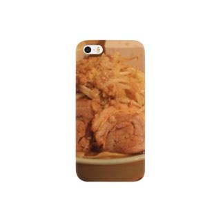 茅ヶ崎のラーメン Smartphone cases