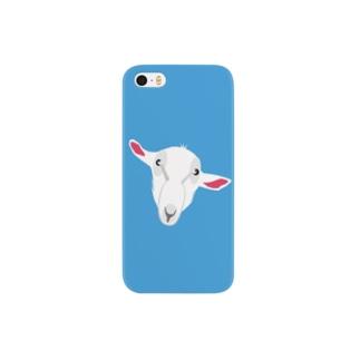 sheepyear_2015_blueBG Smartphone cases