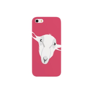 sheepyear_2015_pinkBG Smartphone cases