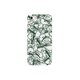 骸骨人形2 Smartphone cases
