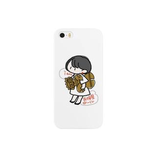 民俗学ガール Smartphone cases