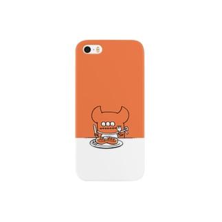 にく(まあまあ) Smartphone cases