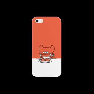 masilloのにく(なまっぽい) Smartphone cases