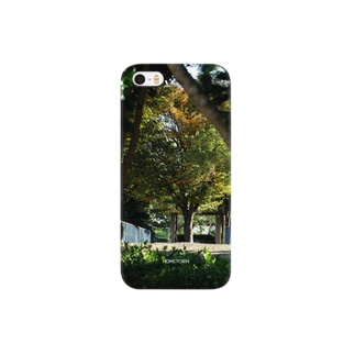 10/28 公園手前 HOMETOWN Smartphone cases