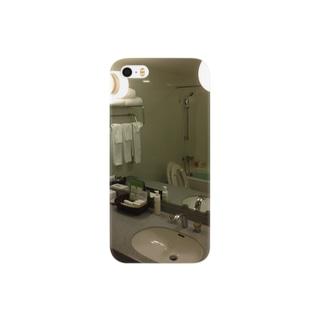 本日のユニットバス Smartphone cases