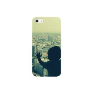 横浜ランドマークタワー高すぎやろっ! Smartphone cases