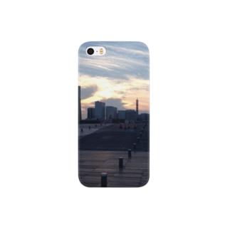みなとみらいは....美しい Smartphone cases
