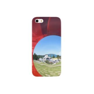 Mirrored Self-Portrait -2- Smartphone cases
