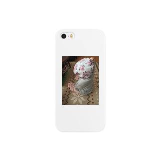 花頭巾 Smartphone cases