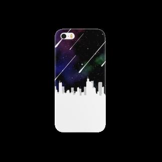 オルカの星降る都市 Smartphone cases