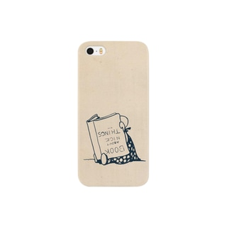BOOK ABOUT NICE THINGS - The British Library Smartphone cases