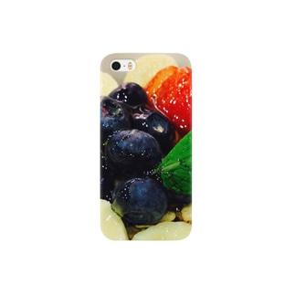 アサイーボウル Smartphone cases
