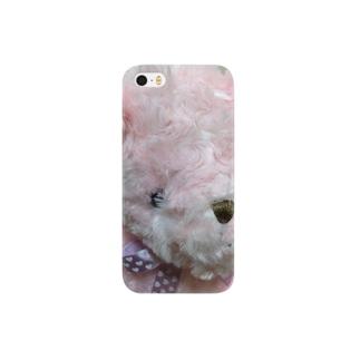 くまちゃん♪ Smartphone cases