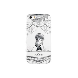 魔法少女✡リフレクト!alice Smartphone cases