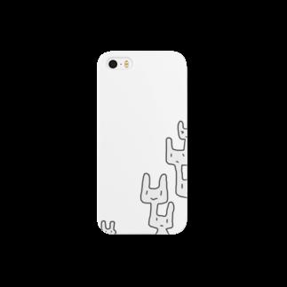 てしのウサ木 スマートフォンケース