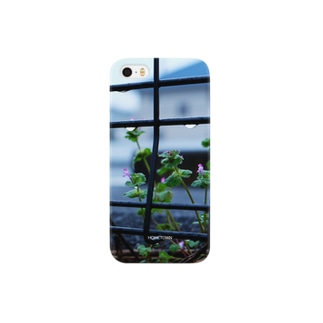 りゅの11/01 濡れた花 HOMETOWN Smartphone cases