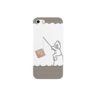 で? Smartphone cases