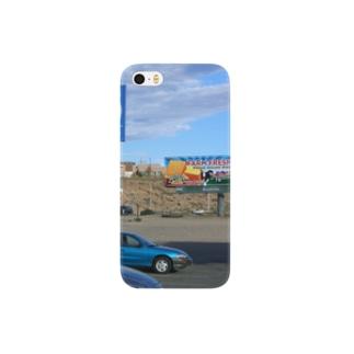 ニューメキシコ州風景写真 Smartphone cases