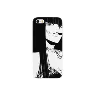 ハロウィンガール Smartphone cases