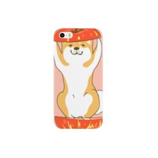 柴犬こうめ「どぉもぉ」 Smartphone cases