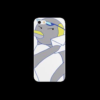 tankovuのクールメールペンギン Smartphone cases