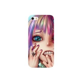 クリオネ Smartphone cases