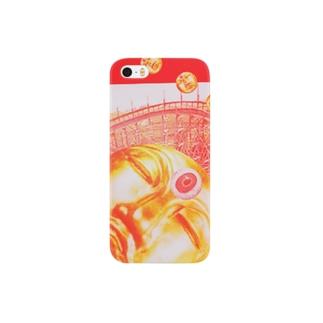 脱線神様 Smartphone cases