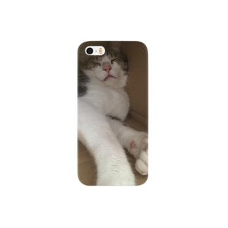 福ちゃん Smartphone cases