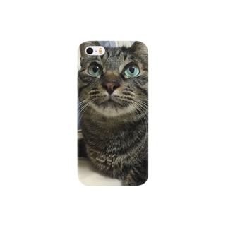 おすましコゲっち Smartphone cases