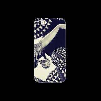 tjtの新種 Smartphone cases