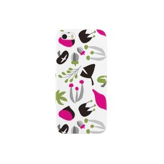 秋の味覚スペシャル Smartphone cases